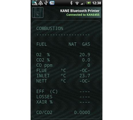 App-android-KANE-modulo-bluetooth
